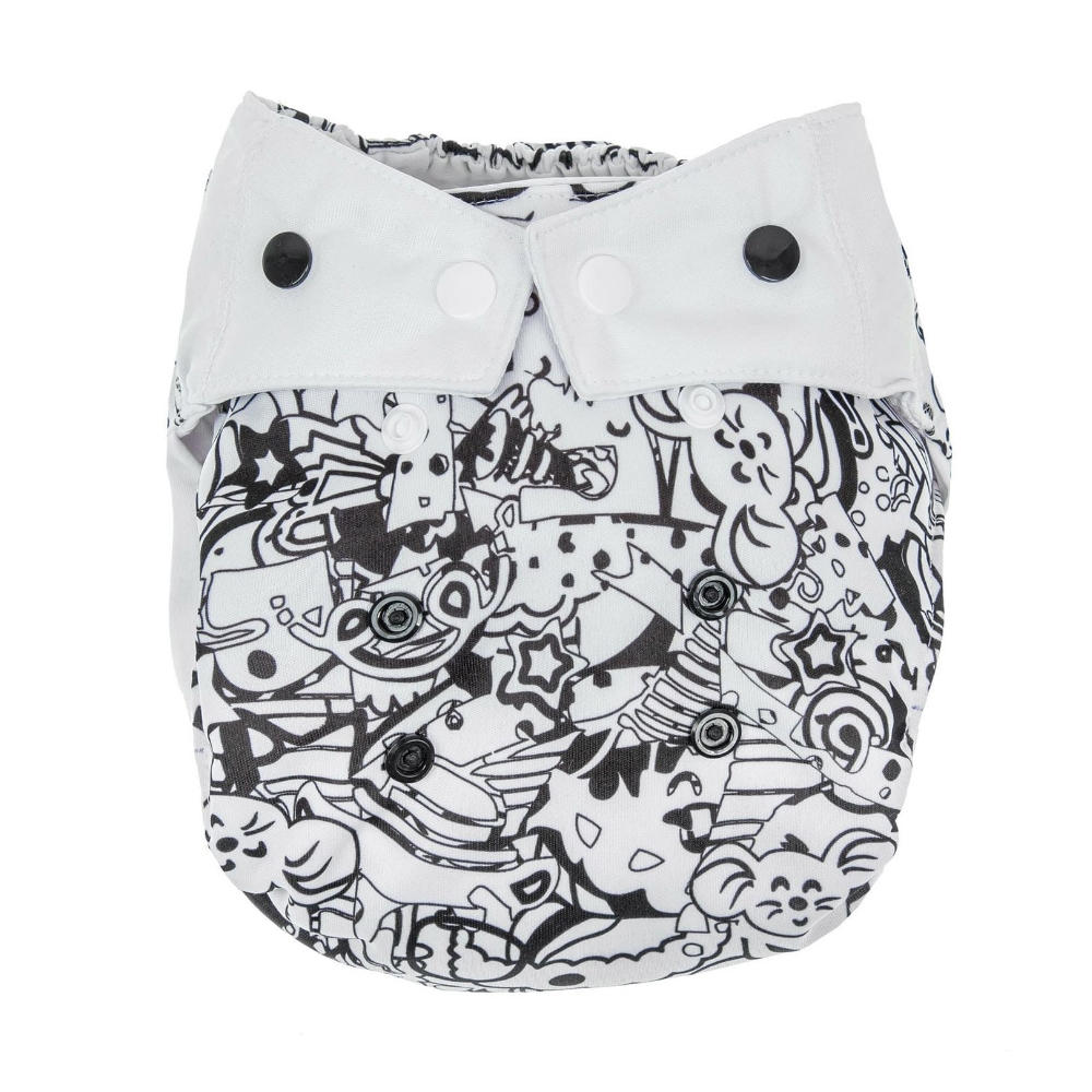 Black - SIO 4-16kg - no crash system - Mommy Mouse